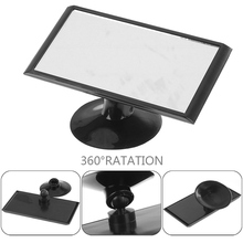 Car-Mirror Baby Rear-View for Back-Seat Suction-Cup Windshield Rectangle 360adjustable