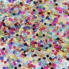 Jhnby плоские круглые высококлассные Австрийские кристаллы 2