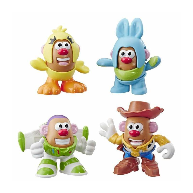 Pack 4 Toy Story Toy Store