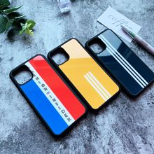 Fashion trend wild mobile phone case for iphone XI XIS XIR XIMax x xs tempered glass men and women