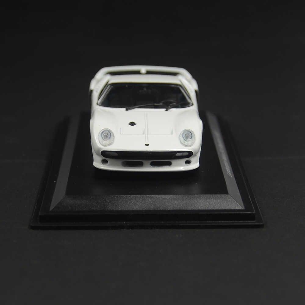 Моделирование HOMMAT 1:43 Miura SVJ Roadster, винтажная литая модель игрушечного автомобиля, модель автомобиля из литого металла, коллекция, дисплей