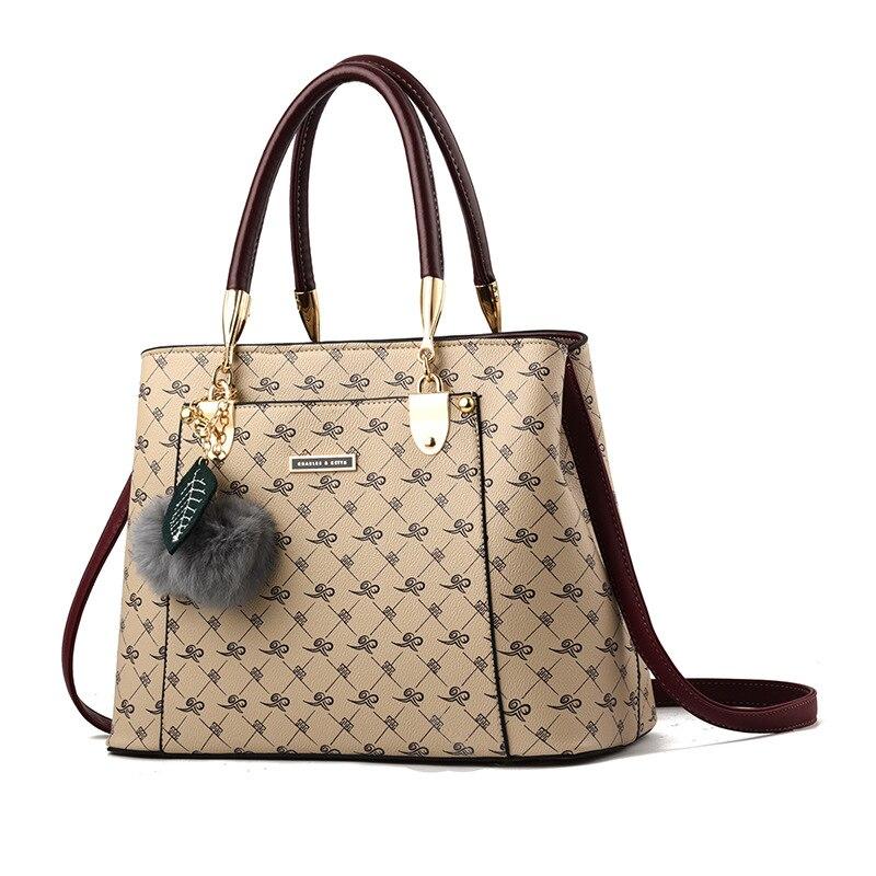 Luxury Handbags Women Bags Designer Brand Women Leather Bag Handbag Shoulder Bag for Women 2019 Sac a Main Ladies Hand Bags