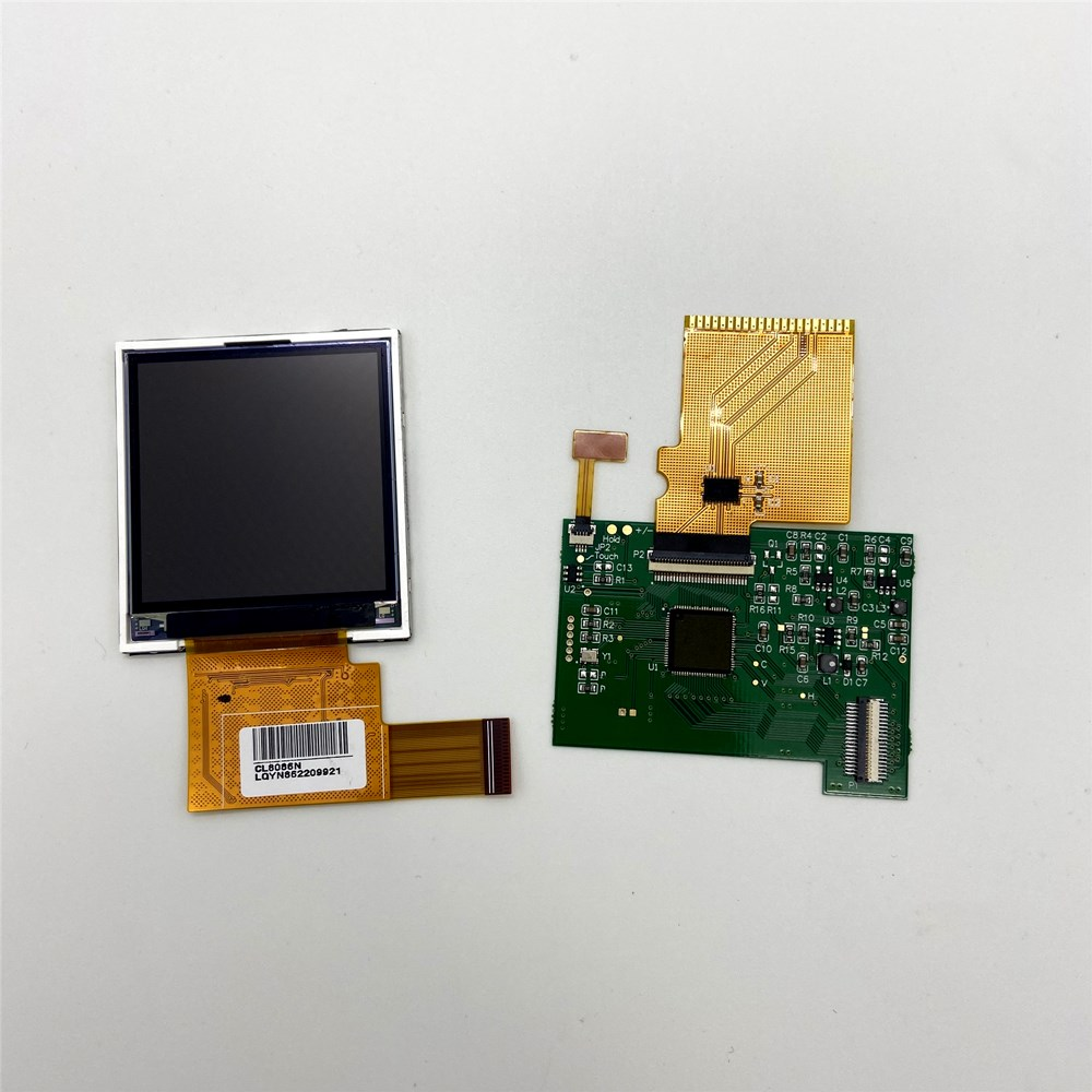 De alta luminosidad LCD kit de reequipamiento para Gameboy DMG GB pantalla LCD retroiluminada - 5
