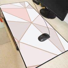 Mrgbest большой размер xxl xl белый розовый мраморный дизайн