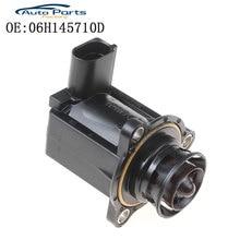Новый автомобильный турбокомпрессор с отсекающим обводным клапаном для Audi A4 VW Passat 06H145710D