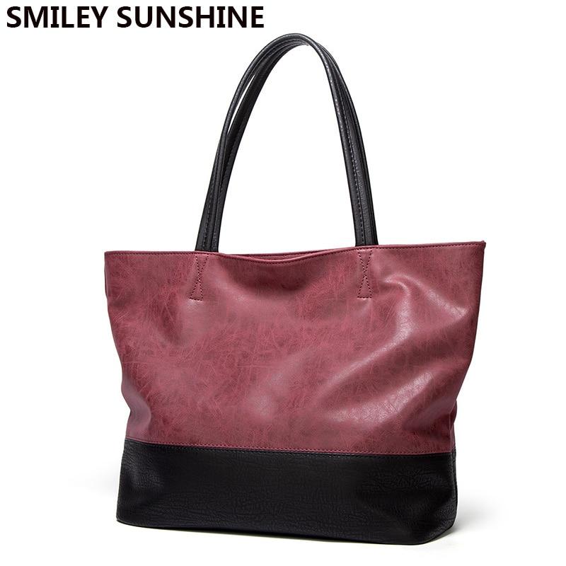 Big Brand Designer Handbags High Quality Leather Red Shoulder Bags For Women Bag Large Female Ladies Hand Bag Retro Totes 2020