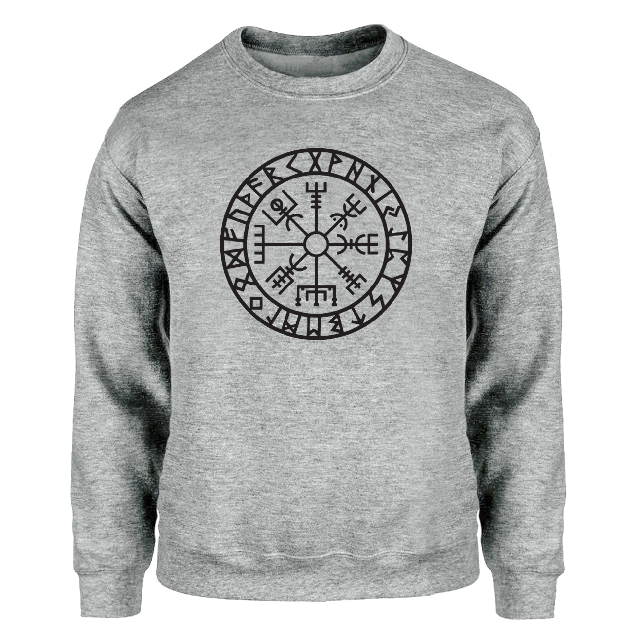 Odin Vikings Sweatshirts Men Valhalla Son Of Odin Crewneck Hoodies Sons Of Anarchy Winter Autumn Sportswear Gone To Streetwear
