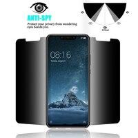 Magtim-Protector de pantalla de privacidad para móvil, película protectora antiespía para Huawei P20 P30 P40 Pro, P20 Lite 2019 P30 P40