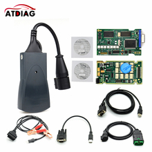 Lexia 3 PP2000 Volle Chip Diagbox V 7,83 mit Firmware 921815C Lexia3 V48/V25 Für C * itroen für P * eugeot OBDII diagnose tool