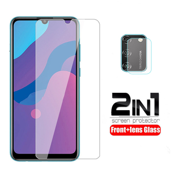 3 in 1 Glass on honor 9A 9C 9S camera lens film screen protector For huawei honor 9x lite protective tempered glass honor 9A 9C 2pack tempered glass screen protector for 10 1 huawei mediapad m3 lite 10 bah w09 bah al00 protect screen film