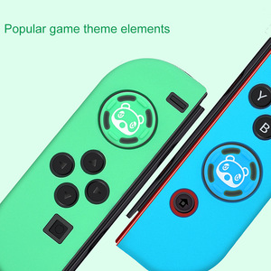 Image 5 - IVYUEEN 100 Pcs for NintendoSwitch NS JoyCon Controller Analog Thumb Grips Joystick Cap for Nintend Switch Lite Joy Con Joycons