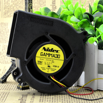 Genuine Nidec 9733 12V 0.65a Sike 2950-48 Fan Blower A34124-58 image