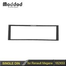 Din Radio Panel for Renault Clio Modus Megane Scenic Stereo Dash Kit Fitting Installation Fascia Frame