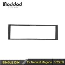 Din panelu radia dla Renault Clio Modus Megane Scenic zestaw Stereo na deskę rozdzielczą montażu instalacji rama konsoli