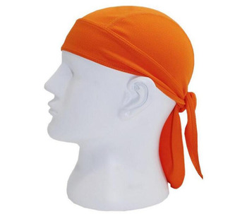 Quick dry pure cycling cap head scarf summer men running riding bandana headscarf ciclismo pirate cap headband men head scarf