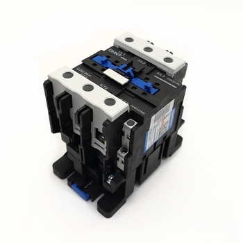 CHINT AC Contactor CJX2-9511 1NO+1NC 95A Coil Voltage AC220V 380V 110V 24V 36V 48V Contactor LC1-D