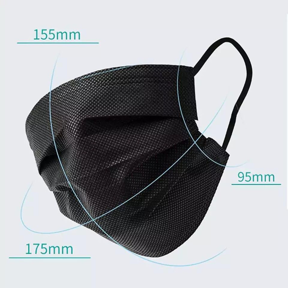 5-200pcs-Mask-Disposable-Face-Masks-Nonwove-3-Layer-Filter-Mouth-Mask-Anti-Dust-Safe-Breathable