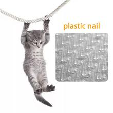 5PCS Environmental Gardening Plastic Anti-cat Thorn Cat And Dog Mosquito Repellent Pad Nail