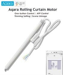 Aqara Роллинг мотор умный занавес Мотор Интеллектуальный Ti mi ng установка ZiGBee mi домашний смартфон приложение дистанционное управление