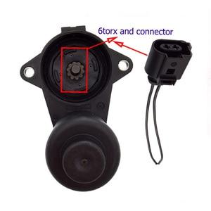 Image 2 - 6/12 TORX 3C0998281 3C0998281A 3C0998281B 32330208 Rear Caliper Parking Brake Servo Motor For AUDI Q3 VW Passat B6 B7 CC Tiguan