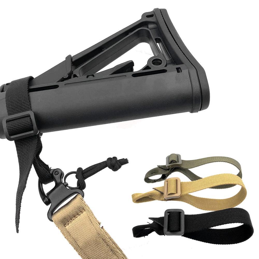 Тактический ремень-адаптер для ружья, ремень-обвязка для оружия, Военные Аксессуары для страйкбола, стрельбы, охоты, ремешок для пневматиче...