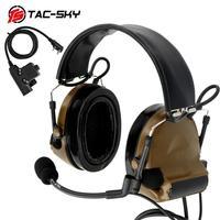 Vender https://ae01.alicdn.com/kf/He892bed6902a4bc6ae464e56dadc3e99W/TAC SKY COMTAC II orejeras de silicona para la reducción de ruido de la auriculares tácticos.jpg
