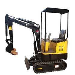Entrega rápida, precio bajo, HT10, micro bagger, mini excavadora HIGHTOP