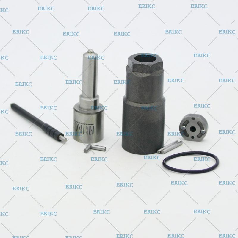ERIKC 23670 0L050 Injector Repair Kits DLLA155P863 Nozzle 093400 8630 Valve for Toyota Hilux 2kd 1kd 23670 0L020 DCRI108290