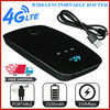 MF906 3G 4G Wifi Router Mini 3G Lte Rechargeable Battery Wireless Portable Pocket Mobile Hotspot Car Wi-Fi With Sim Card Slot