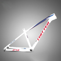 Twitter LEOPARDpro MTB XC Carbon Frame 29er 27.5er Mountain Bike Off road Racing Disc Brake Inner Cable Quick Release Thru axle