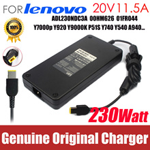 Adapter Charger Lenovo Legion 230W Y7000 Y540 20V Original for Y740/Y920/Y540/.. AC