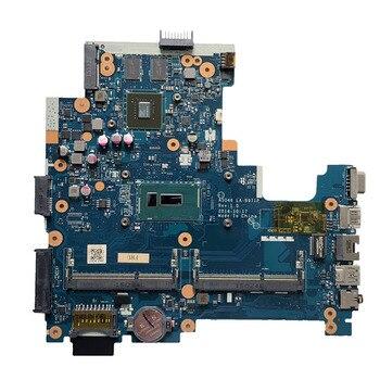 Para HP 240 G3 14-r placa base de computadora portátil LA-B971P 762240-001 762976-001 totalmente
