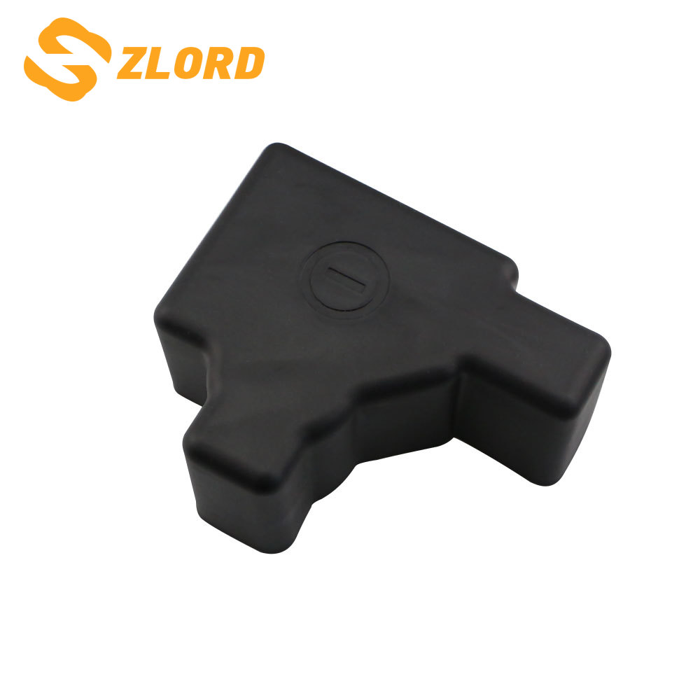 Zlord Engine Battery Dustproof Negative Electrode Waterproof Protective Cover For <font><b>Lexus</b></font> <font><b>RX200T</b></font> Accessories Car Styling image