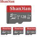 ShanDian карта памяти SD, 4 ГБ, 8 ГБ, 16 ГБ, 32 ГБ, 64 ГБ