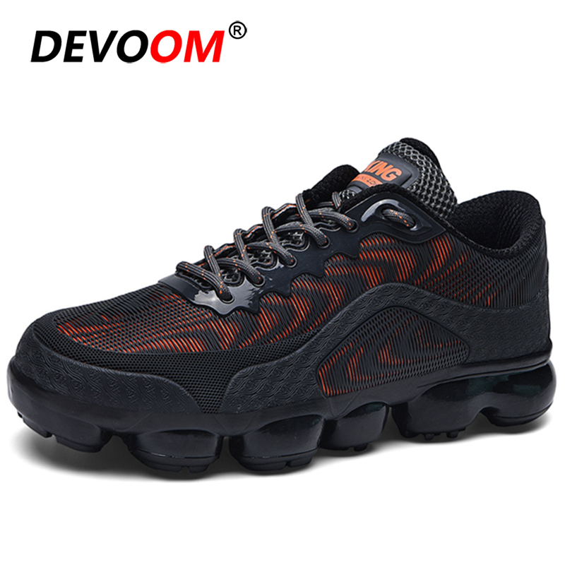 New Popular Style Men Running Shoes Outdoor Walking Sneakers Gym Shoes Men Comfortable Athletic Chaussure Homme Sport Shoes Men