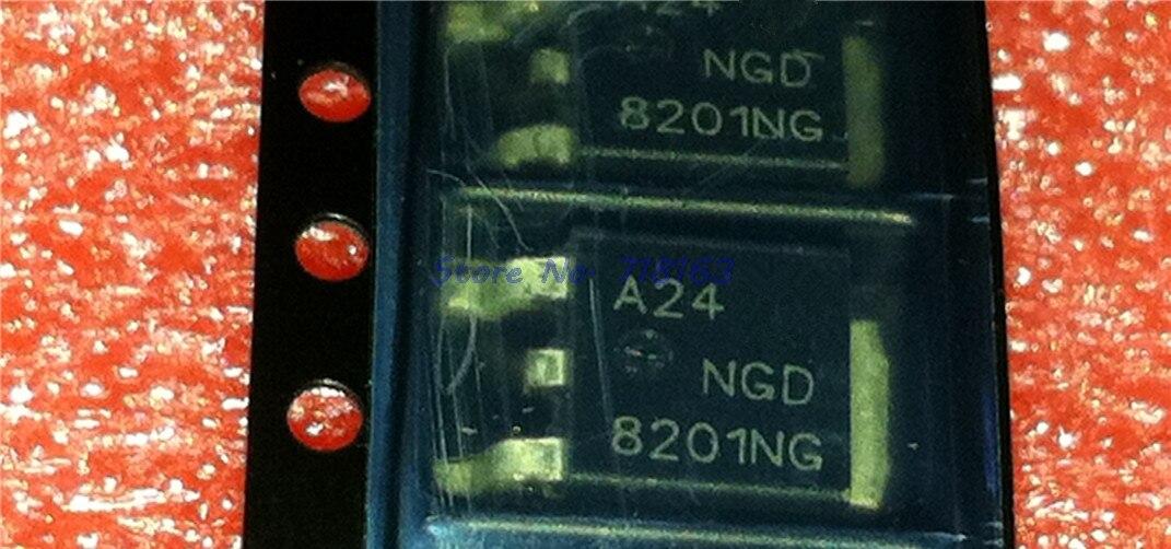 10pcs/lot NGD8201NG TO-252 NGD8201N NGD8201AG TO252 NGD8201 SOT252 8201AG 8201NG NGD8201NT4G