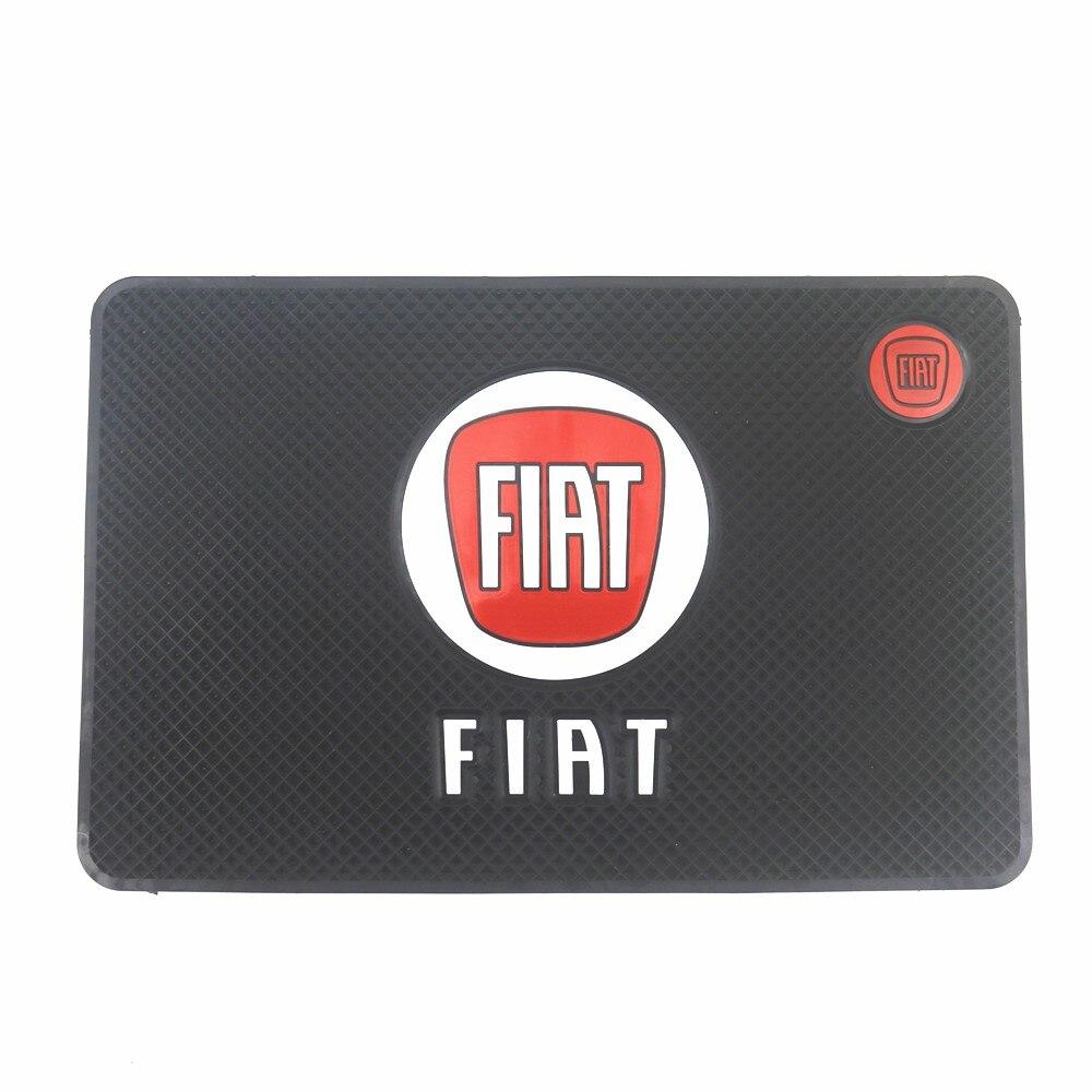 Car Styling Mat Case For Fiat Viaggio Abarth Punto 124 125 500 Stilo Interior Logo Auto Accessories Car Styling