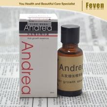 Эссенция для роста волос Andrea, жидкая, 20 мл, лечение выпадения волос, имбирь, женьшень, поднимает густые волосы