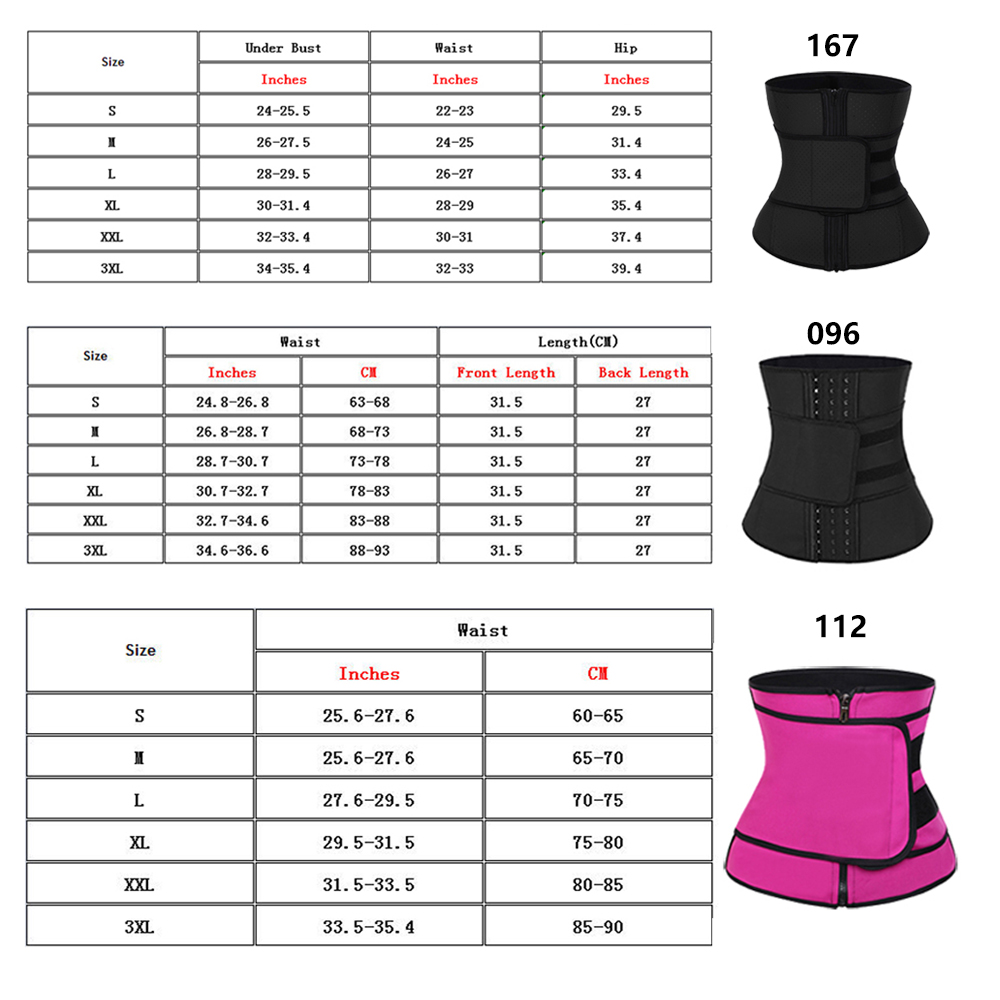 Image 3 - ROEGADYN Loss Sweat Band Wrap Fat Sports Waist Trimmer Belt For Women Waist Trimmer Breathable Fitness CrossFit Waist SupportWaist Support   -