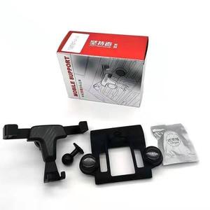 Image 4 - Автомобильный держатель для телефона Toyota RAV4, автомобильный держатель для телефона XA50, специальный размер, Углеволокно, автомобильный парфюм, 2019, 2020