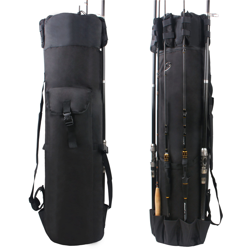 Multifunction Fishing bags Rod bag Pesca Carrier Fishing Pole Tools Case Nylon waterproof bags for Fishing Reel Gear tools|Fishing Bags| |  -