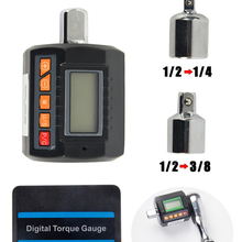 Wrench-Adapter Electronic-Torque-Meter Digital-Torque Ce for Bicycle-Car-Repair Mechanical-Maintenance