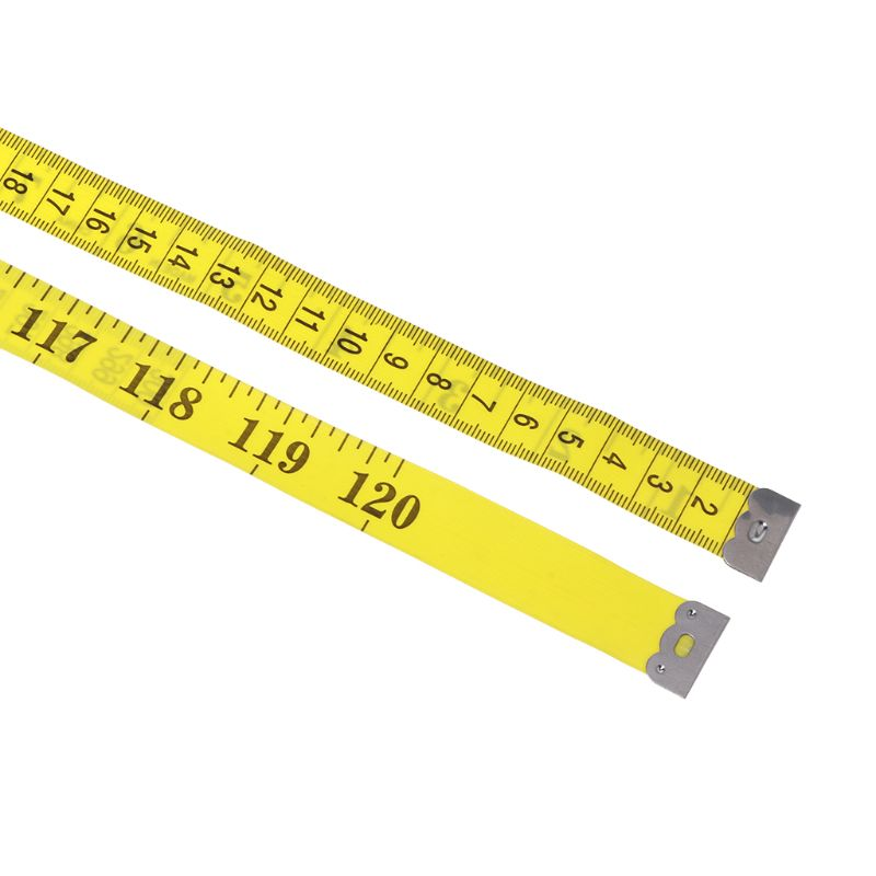 3 Meters//120 Inches Flexible Measuring Ruler Tape for Sewing Dressmaking Tailoring Soft Tape Measure
