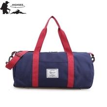 HIGHSEE Travel Sports Bag Men Sac De Sport