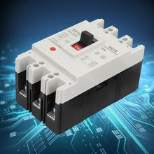 BEM1-63L 76*135*70mm Circuit breaker 3P Integrated Circuit Breaker Air Break Switch with All Copper Contacts 800V цены