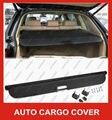 Черный Выдвижной багажник багаж грузовой Чехол козырек доска для 98-2006 BMW E53 X5