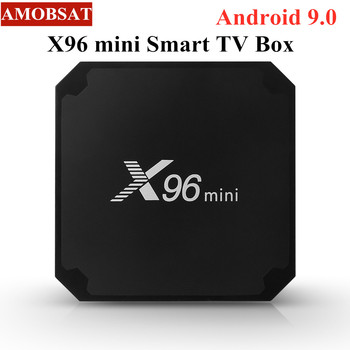 X96 Mini TV Box 2GB 16GB Amlogic S905W Smart Android TV BOX NEO PRO 2.4G Wireless WIFI 4K HD X96mini Media Player Set Top Box image
