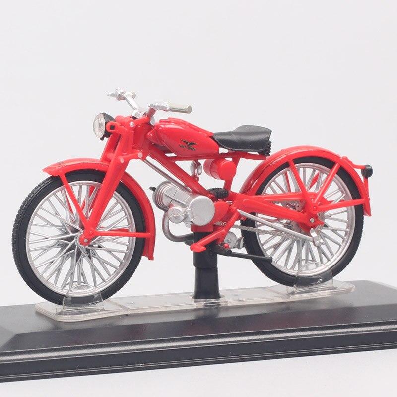 1:22 Scale Starline Mini Vintage Moto Guzzi Motoleggera 65 Bike Diecasts & Toy Vehicles Motorcycle Models Souvenir Gifts Of Kids