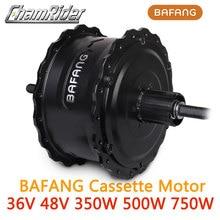 Bafang Fatbike Freehub 48V 350W 500W 750W 8FUN E bike High Speed Brushless Gear Hub Motor Wheel Cassette RM G060.350.DC 175 190