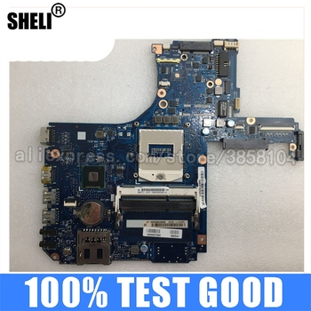 SHELI for Toshiba H000057680 Satellite P55 P50-A P50T-A Series Laptop Motherboard DDR3 PAVILION Intel S947 Tested Integrated 1